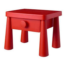 tavolo ikea mammut tavolo mammut comodino rosso 10099166 recensioni