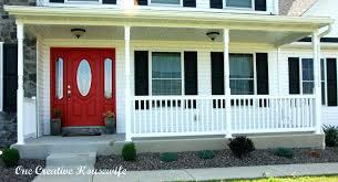 front door appealing front door pillar for home design front
