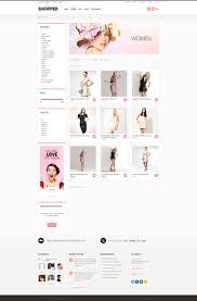 shopper magento theme responsive u0026 retina ready by queldorei