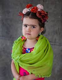 Halloween Costumes Girls Diy Creative Toddler Halloween Costumes Frida Kahlo Costume Diy
