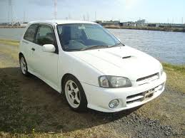 toyota starlet for sale japan partner