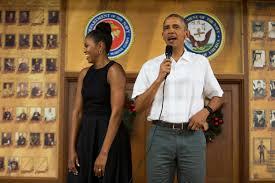 Obama Hawaii by President Obama Speaks At Marine Corps Base Hawaii On Christmas