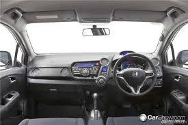 Honda Insight Hybrid Interior Review Honda Insight Vti Review And Road Test