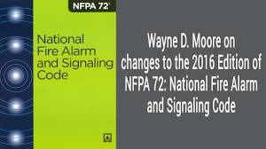 upcoming changes to the 2016 edition of nfpa 72 youtube