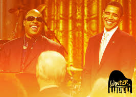 stevie wonder and the obamas a love story