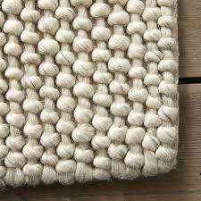 Hampton Rugs Ivory Hampton Looped Wool Rug By The White Company U2013 Goodglance