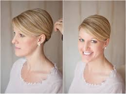 Wedding Hairstyle Ideas For Short Hair by Short Hair Bun Ideas For Wedding Short Hair Wedding Hairstyles