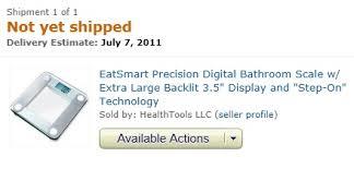 Eatsmart Digital Bathroom Scale by Best Digital Bathroom Scales I Ordered An Eatsmart Digital Scale