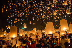 Festival Of Lights Thailand Loi Krathong Festival In Thailand U2013 Fubiz Media