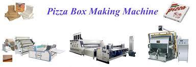 pizza box making machine pizza box design template making machine