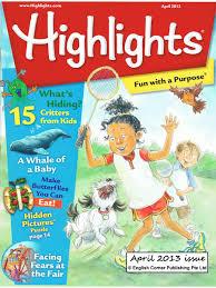highlights for children international edition
