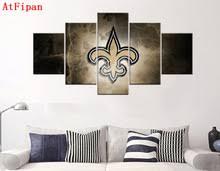 New Orleans Wall Decor Online Get Cheap Saints Art Aliexpress Com Alibaba Group