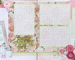 our wedding scrapbook our wedding day vitage wedding scrapbook page kit