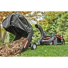 craftsman 71 25012 soft top vac riding mower attachment