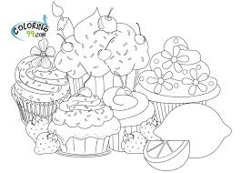pinkalicious coloring pages free online cupcake coloring pages enjoy coloring kids pinterest