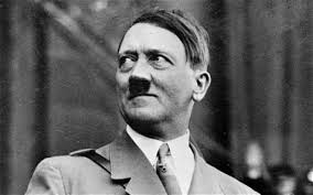 Looking Up Meme - hitler looking up and right and smiling blank template imgflip