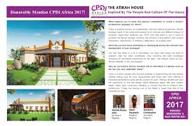 home design competition shows 2017 cpdi africa winners announcement apsaidal