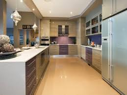 galley kitchen contemporary kitchen artistic designs for living