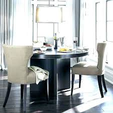 crate and barrel dining table set crate and barrel round dining table chocolate round table crate and