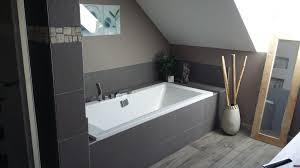 salle de bain vert et marron indogate com galet salle de bain pas cher