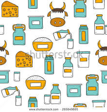 Lactose Intolerance Cottage Cheese by Royalty Free Set Of Cute Hand Drawn Outline Icons U2026 285849746