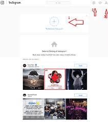 cara membuat instagram baru di komputer cara daftar instagram membuat akun instagram di pc laptop