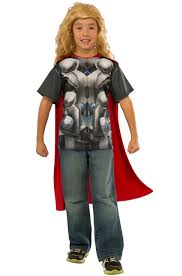 ultron costume rubie s costume 2 age of ultron child s thor t shirt and