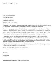 sample coaching cover letter 21 soccer coach cover letter resume