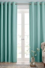 Turquoise Blackout Curtains Turquoise Blackout Eyelet Curtains Gopelling Net