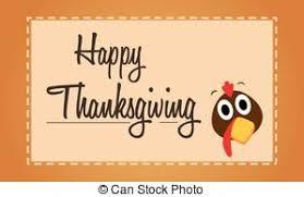 happy thanksgiving turkey clipart vector search illustration