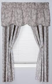 Jacquard Curtain Flora Woven Jacquard Curtain Panel Curtain U0026 Bath Outlet