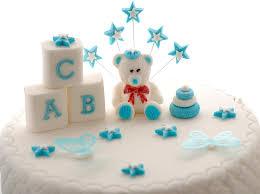 edible train set baby boy christening handmade sugarpaste cake