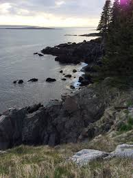 maine oceanfront vacation rentals robin house on swans island me