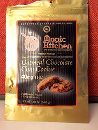 thc edible edible review oatmeal cookie by magic kitchen