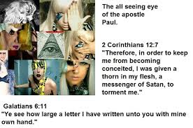 the all seeing eye meaning