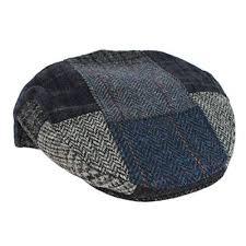 Patchwork Cap - patchwork cap blues and greys from killarney sz m 11street