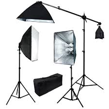 Photography Lighting Photography Softbox 2400w Fluorescent Continuous Boom