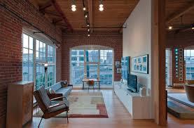 Loft Modern Bryant Street Loft Modern Living Room San Francisco By