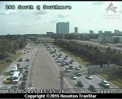 Houston Transtar Map 3 Accidents Tie Up Traffic Ahead Of Rush Hour Houston Chronicle