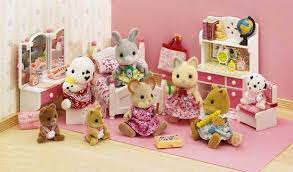 Calico Critters Living Room by Calico Critters Of Cloverleaf Corners