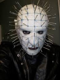 pinhead from hellraiser 13 horror movie cosplays horror