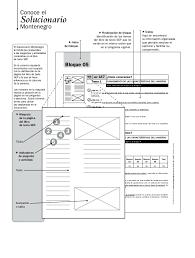 examen montenegro 3 grado primaria solucionario 6 grado de primaria