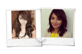 kathryn bernardo hair style these celebs will make you want to cut your hair stat preview