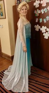 Elsa Costume In Defense Of A Grown Woman In An Elsa From Frozen Halloween Costume