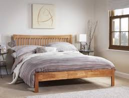 white solid wood bed frame white wooden bedstead wooden bedsteads
