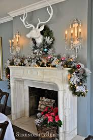 serendipity refined blog frosty pastel dining room christmas