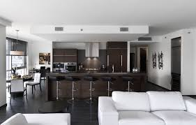 Open Living Room Kitchen Designs Living Room And Kitchen Ideas Home Design