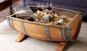 wine rack coffee table inspiration rustic coffee table for coffee