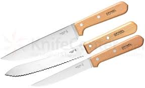 opinel kitchen knives review opinel 3 kitchen set sandvik 12c27 stainless blades