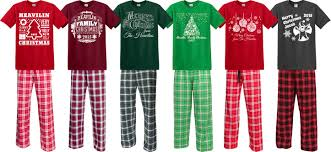 personalized pajamas for family family clothes